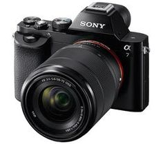Auction target: $29.45     SONY a7 Compact System Camera with 28-70 mm f/3.5-5.6 Zoom Lens