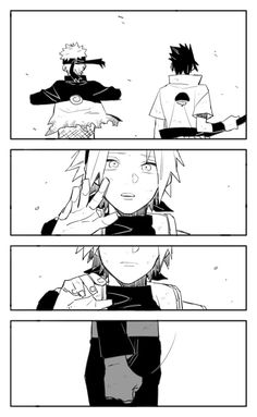 Kakashi, Naruto Team 7, Naruto Sasuke Sakura, Naruto Comic, Narusaku, Naruto Cute, Naruto And Sasuke, Naruto Shippuden Anime, Itachi Uchiha