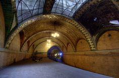 New York City Hall Subway Station [2400×1600] - Imgur