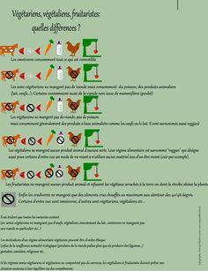 Le point sur les régimes alimentaires