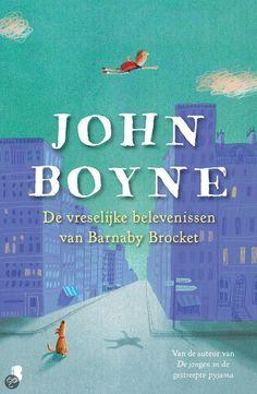 John Boyne. De vreselijke belevenissen van Barnaby Brocket. Plaats: J/BOYN.
