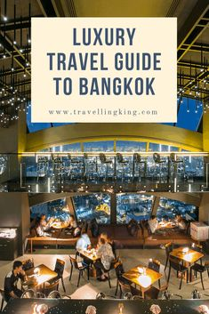 This ultimate travel guide to Bangkok will show you all the most beautiful places in Bangkok, what to expect when visiting, where to stay in Bangkok and things to do in Bangkok which will help you in planning a trip to Bangkok. Bangkok Shopping, Bangkok Hotel, Bangkok Travel, Asia Travel, Thailand Travel Guide, Visit Thailand, Bangkok Thailand, Places In Bangkok, Peninsula Hotel