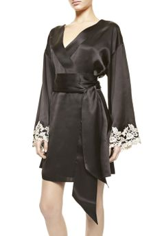 La Perla Maison Short Robe