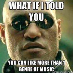 #bandmemes #musicmemes #bandadda Fuck yes. #musicmeme #music #genre #matrix #edm #drumandbass #dj #ableton #fame #dubstep #drumandbass #hiphop #morpheus