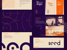 Brand Guidelines Design, Brand Identity Design, Corporate Design, Branding Design, Presentation Deck, Brand Presentation, Bank Branding, Brand Manual, Brand Book