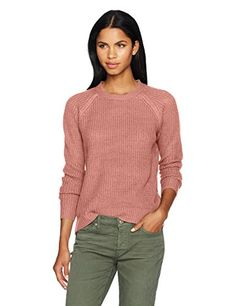 by BB Dakota Women's Percival Open Panel Back Sweater