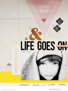 and life goes on... by aniamaria at @studio_calico