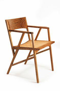Cadeira Atibaia palhinha- Arquiteto Paulo Alves