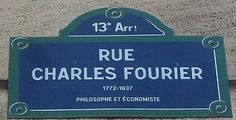 rue Charles-Fourier - Paris 13ème