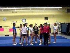 WWMS Cheer - Jump Rope Pyramid
