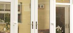 Lifestyle's double glazed UPVC doors
