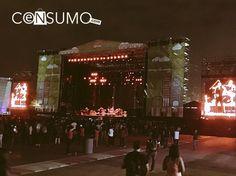 Día 1 noche #CoronaCapital #concierto