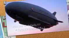 AIRLANDER 10! Híbrido avião, helicoptero e dirigivel. A maior aeronave d...