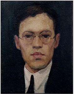 Paul Kromjong ( Maastricht 1903-Noordwijk 1979) Painters, Portraits, Selfie, Novelty Signs, Head Shots, Portrait Paintings, Portrait, Selfies, Headshot Photography