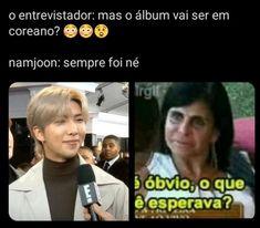 Namjoon, Kpop, Album, Bts, Memes, Jokes, Meme, Card Book