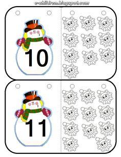 hóember számok 6