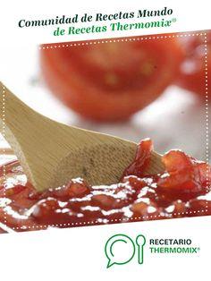 Mermelada de Tomate por manolimm33. La receta de Thermomix<sup>®</sup> se encuentra en la categoría Dulces y postres en www.recetario.es, de Thermomix<sup>®</sup> Cantaloupe, Fondant, Chutneys, Fruit, Food, Ideas, World, Home Canning, Food Processor