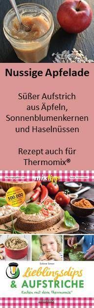"""Auch in meinem Buch """"Lieblingsdips & Aufstriche - Kochen mit dem Thermomix®"""