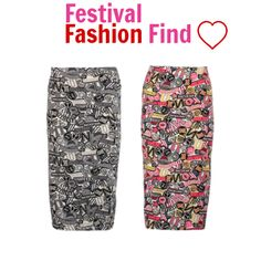 Festival Fashion Find