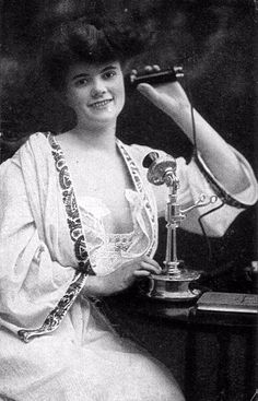Shop Vintage Woman With Candlestick Phone Postcard created by thnouveau. Personalize it with photos & text or purchase as is! Telephone Song, Telephone Retro, Telephone Call, Retro Phone, Cordless Telephone, Phone Interviews, Talking On The Phone, Caller Id, Old Phone