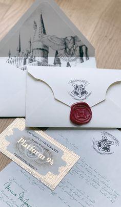 Harry Potter Ticket, Harry Potter Hogwarts Letter, Harry Potter Bookmark, Cumpleaños Harry Potter, Harry Potter Halloween, Harry Potter Wedding, Harry Potter Images, Harry Potter Birthday, Harry Potter Acceptance Letter
