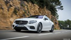 2018 Mercedes-Benz E-Class Coupe Wallpaper