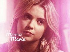 Ashley Benson (Hanna Marin) - Pretty Little Liars