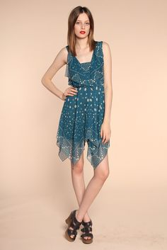 Anna Sui Resort 2014 Fashion Show