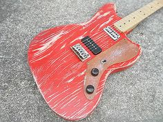 Roadhouse-Guitars-Barn-Red-Jazzcaster-with-p-90-Filtertron