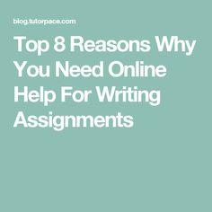 Homework help for writing