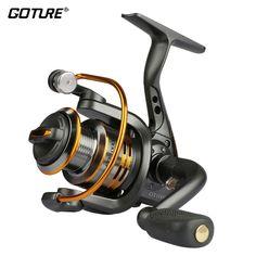 Lightweight Metal Head 10BB//12BB//13BB Fishing Reel Gearing Spinning Wheel Series