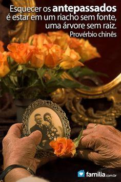 Familia.com.br   Árvore Genealógica: Primeiro passo em genealogia #Genealogia