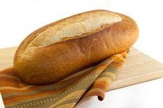 Kenyér élesztő nélkül Fodmap Diet, Low Fodmap, Italian Bread Recipes, Types Of Bread, Whole Wheat Bread, Fodmap Recipes, Bread Rolls, Bread Baking, Hot Dog Buns