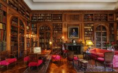 Джон Работает Библиотека Гарретт, Балтимор, Мэриленд