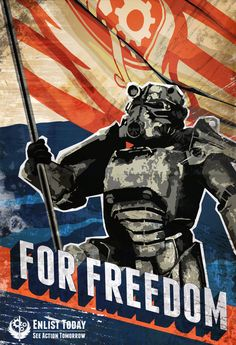 Fallout: For Freedom - Created by Andrew Nuckols