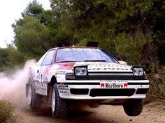 RA Toyota Celica Turbo-4WD Group А