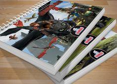 Ampersand - Proyectos Licencias para Forros Como entrenar a tu dragón 2/Bimbo 2014
