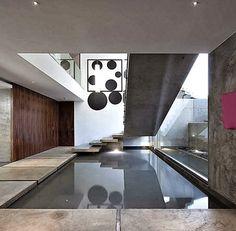 espejos de agua interiores - Buscar con Google