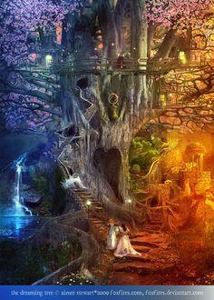 The Dreaming Tree :: Aimee Stewart