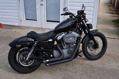 Harley Nightster.  Hell Yeah.