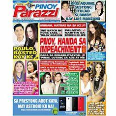 Pinoy Parazzi Vol 6 Issue 147 November 29 – December 01, 2013  http://www.pinoyparazzi.com/pinoy-parazzi-vol-6-issue-147-november-29-december-01-2013/