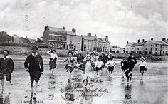 Children at Parkgate.