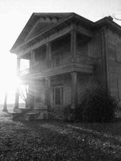 Abandon All Hope - old abandoned house on U.S. 258