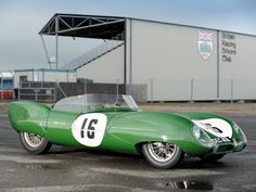 Team Lotus Racing Car