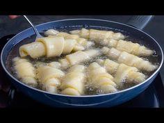 Nechoďte do cukráren! Připravte si radši mnohem chutnější domácí mini croissanty!| Chutný TV - YouTube Croissant, Mai, Youtube, Croissants, Youtubers, Crescent Roll