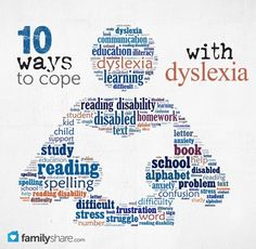 If there is a dyslexic in your family tree, your kids have a 50 percent chance of also being dyslexic. Recent studies estimate that up to 17 percent of the population grapple with this prognosis. That's almost 3 million U.S. kids! Here's how to cope.
