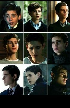 The Evolution of Bruce Wayne un Gotham