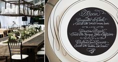 Beautiful Wedding Tablescape Ideas   Yes Baby Daily