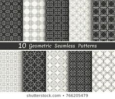 Similar Images, Stock Photos & Vectors of Triangle geometric vector pattern,pattern fills, web page, background, surface and textures - 708272218 | Shutterstock Geometric Patterns, Geometric Tattoo Pattern, Vektor Muster, Line Background, Black And White Lines, Banners, Stock Foto, Vector Pattern, Wallpaper