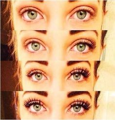 Great results from using the 3D fibre (fiber) lash mascara! To purchase: https://www.youniqueproducts.com/greeneyes
